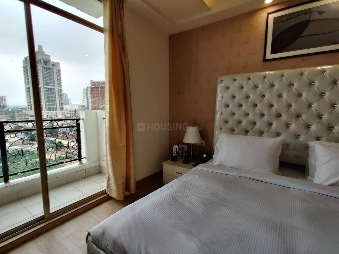 Bedroom Image of 300 Sq.ft 1 RK Apartment for rent in Sector 67 for 23000
