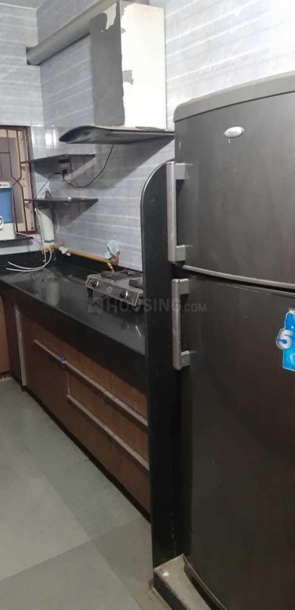Kitchen Image of 1700 Sq.ft 3 BHK Apartment for rent in Vastrapur for 25000