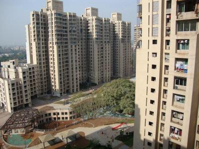 Gallery Cover Image of 650 Sq.ft 1 BHK Apartment for rent in HDIL Dreams Co-operative Housing Society, Bhandup West for 27500