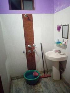 Bathroom Image of Shri Balaji PG in New Industrial Township