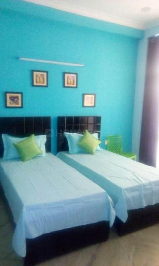 Bedroom Image of Feel Home PG in Sector 29