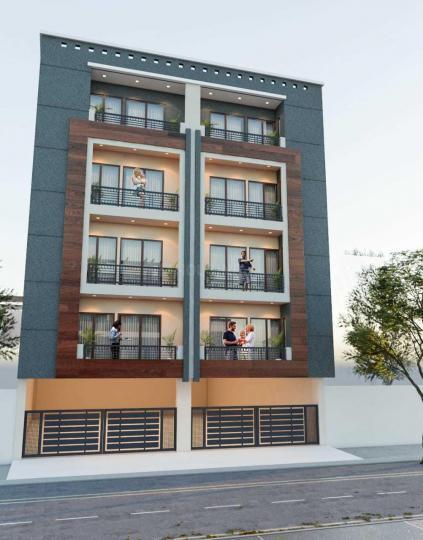 एसएसजी यश अपार्टमेंट 3, सेक्टर 1100  में 3  खरीदें  के लिए 1100 Sq.ft 3 BHK इंडिपेंडेंट फ्लोर  के बिल्डिंग  की तस्वीर