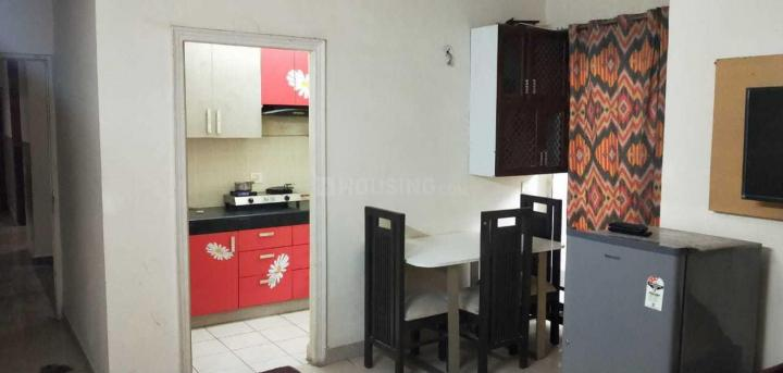 Dining Area Image of 1200 Sq.ft 2 BHK Apartment for rent in Sector 137 for 21000