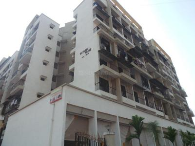 Gallery Cover Image of 700 Sq.ft 1 BHK Apartment for rent in Sejal Suyash Pride, Ulwe for 7200