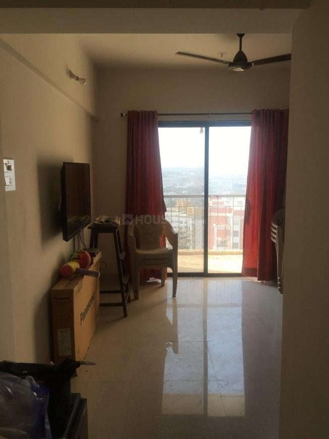 Bedroom Image of 700 Sq.ft 1 BHK Apartment for rent in Dhayari for 10000