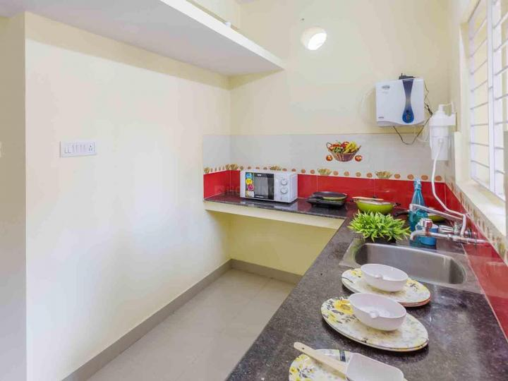 Kitchen Image of Zolo Chelsea in Adyar