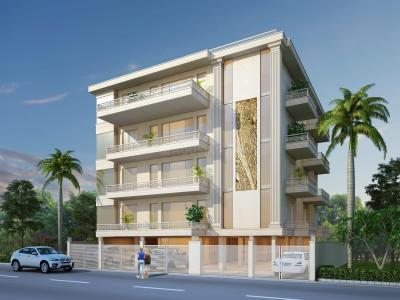 Gallery Cover Image of 1550 Sq.ft 3 BHK Independent Floor for buy in Mahavir Nagar for 8100000