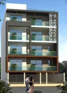 Gallery Cover Image of 4500 Sq.ft 4 BHK Independent Floor for buy in Builder Floors, Sector 46 for 16500000