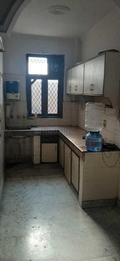 पटेल नगर में स्काइ पीजी के किचन की तस्वीर