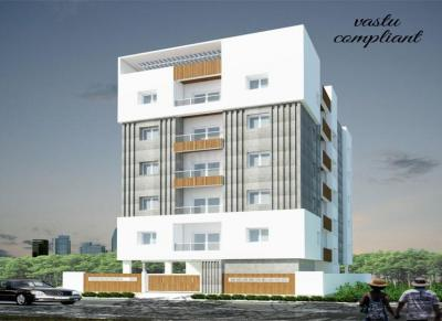 Gallery Cover Image of 1240 Sq.ft 2 BHK Apartment for buy in Pragathi Nagar for 5704000