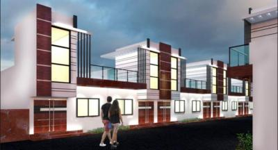 Gallery Cover Image of 1800 Sq.ft 3 BHK Villa for buy in  Villas, Noida Extension for 5090000