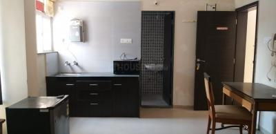 Gallery Cover Image of 480 Sq.ft 1 RK Apartment for rent in Goel Ganga Orchard, Mundhwa for 14500