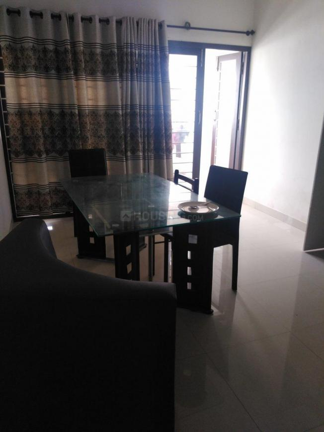 Dining Area Image of 1450 Sq.ft 3 BHK Apartment for rent in Thoraipakkam for 30000