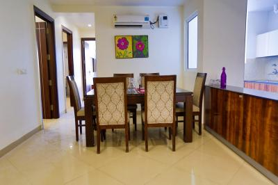 Gallery Cover Image of 1350 Sq.ft 2 BHK Apartment for buy in Parker White Lily Residency, Sector 27 for 4600000