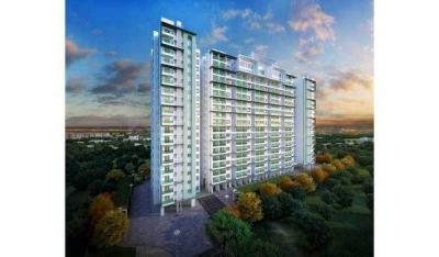 Gallery Cover Image of 1417 Sq.ft 3 BHK Apartment for buy in Habitat Eden Height, Hoodi for 10500000