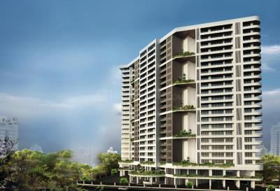 Gallery Cover Image of 5200 Sq.ft 4 BHK Apartment for rent in Sunteck Signia Pearl, Bandra East for 650000