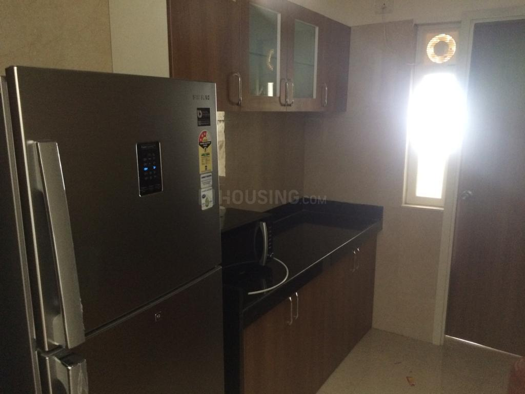Kitchen Image of 1330 Sq.ft 2 BHK Apartment for rent in Parel for 75000
