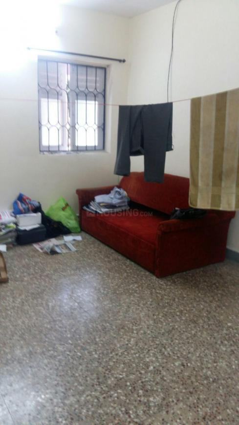 Living Room Image of 650 Sq.ft 1 BHK Apartment for rent in Vile Parle West for 36000
