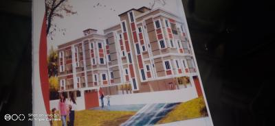 Gallery Cover Image of 845 Sq.ft 2 BHK Independent House for buy in Santoshpur for 3802500