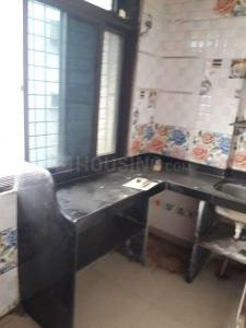 Gallery Cover Image of 590 Sq.ft 1 BHK Apartment for rent in Kamothe for 10000