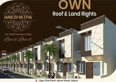 Gallery Cover Image of 1037 Sq.ft 2 BHK Villa for buy in Ramchandpura for 3000000