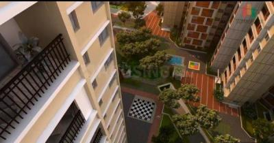 Gallery Cover Image of 1096 Sq.ft 2 BHK Apartment for buy in Sumadhura Eden Garden, Chikkabana Halli for 6026904