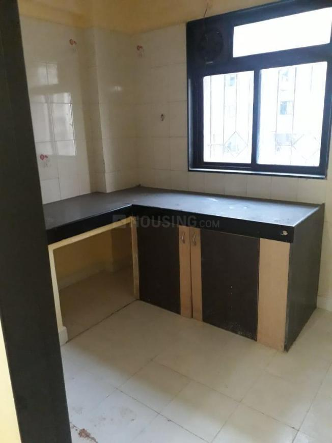 Kitchen Image of 585 Sq.ft 1 BHK Apartment for rent in Malad East for 31000