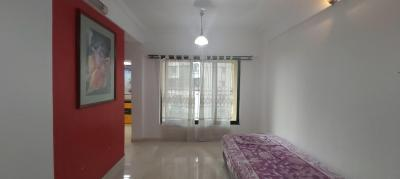 Gallery Cover Image of 740 Sq.ft 1 BHK Independent Floor for rent in Kopar Khairane for 20000