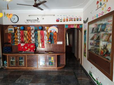 Gallery Cover Image of 3000 Sq.ft 4 BHK Villa for rent in Hosakerehalli for 27000