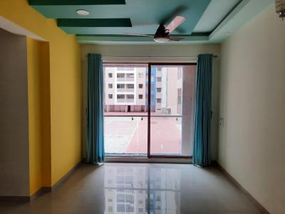Hall Image of 667 Sq.ft 1 BHK Apartment for buy in Garden Avenue - K, Virar West for 3215000