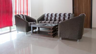 Living Room Image of B 301 E Homes in Hinjewadi