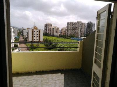 Gallery Cover Image of 650 Sq.ft 1 BHK Apartment for buy in Arihant Kate Estate B, Alandi for 2850000