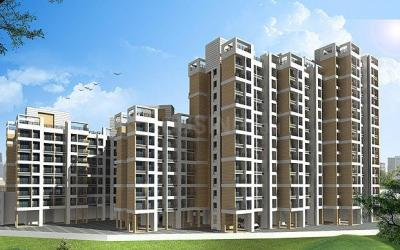 Gallery Cover Image of 640 Sq.ft 1 BHK Apartment for rent in Bhayandarpada, Thane West for 8000