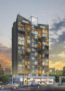 Gallery Cover Image of 1000 Sq.ft 2 BHK Apartment for buy in Ulwe for 7300000