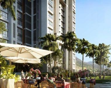 Gallery Cover Image of 516 Sq.ft 1 BHK Apartment for buy in Piramal Revanta, Mulund West for 10600000