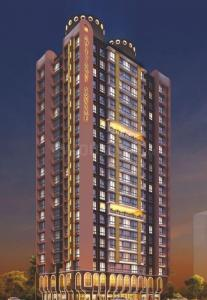 Gallery Cover Image of 564 Sq.ft 1 BHK Independent Floor for buy in Adityaraj Square, Vikhroli East for 6800000