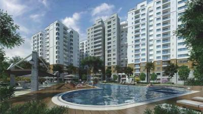 Gallery Cover Image of 686 Sq.ft 1 BHK Apartment for rent in Ahad Euphoria, Carmelaram for 22000