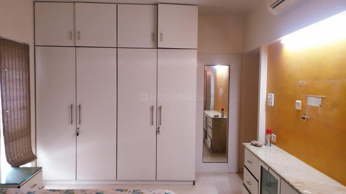 Bedroom Image of 1780 Sq.ft 3 BHK Apartment for rent in Kondhwa for 42000