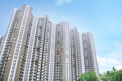 Gallery Cover Image of 553 Sq.ft 1 BHK Apartment for rent in Amara, Thane West for 18999