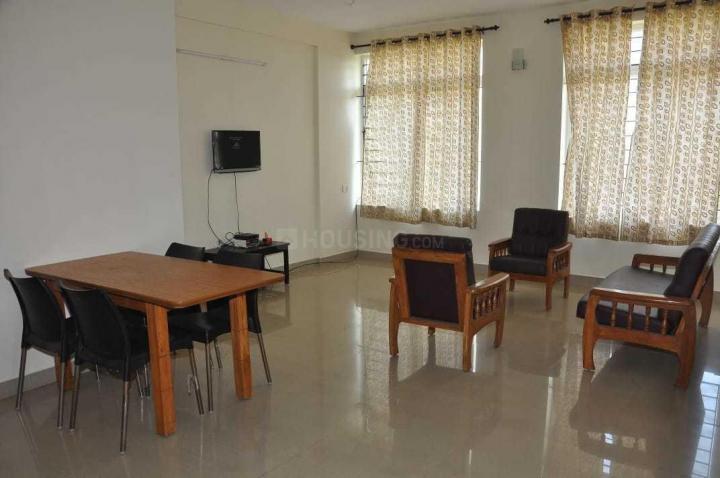 Living Room Image of Green Home Ladies PG in Thoraipakkam