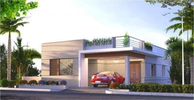 Gallery Cover Image of 1515 Sq.ft 3 BHK Independent House for buy in Chandra Highway Smart City, Shamirpet for 7400000
