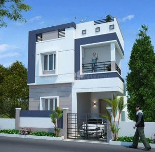 Gallery Cover Image of 855 Sq.ft 3 BHK Independent House for buy in Guduvancheri for 3790000