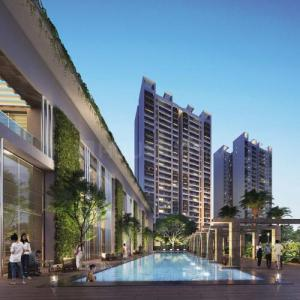 Gallery Cover Image of 1371 Sq.ft 3 BHK Apartment for buy in Godrej Air, Sector 85 for 13100000