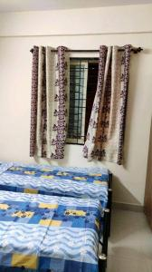 Bedroom Image of Sln Luxury PG For Womans in Murugeshpalya