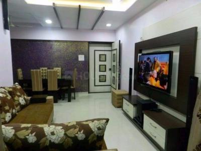 Gallery Cover Image of 690 Sq.ft 1 BHK Apartment for buy in Sai Darshan, Ghansoli for 7000000