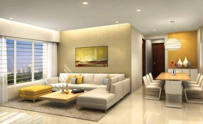 Gallery Cover Image of 1149 Sq.ft 3 BHK Apartment for rent in Tropical Lagoon Complex, Kasarvadavali, Thane West for 31000