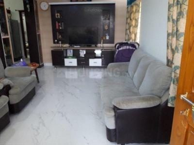 Gallery Cover Image of 1100 Sq.ft 2 BHK Apartment for rent in Hyder Nagar for 18000