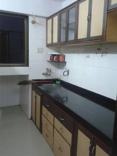 Kitchen Image of 900 Sq.ft 2 BHK Apartment for rent in Powai for 38000