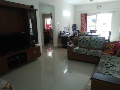 Gallery Cover Image of 1650 Sq.ft 3 BHK Apartment for rent in Krishnarajapura for 24000