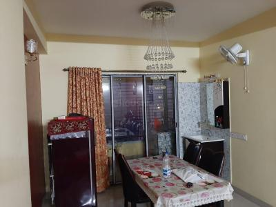 Hall Image of Single Furnished Room Near Newtown Bus Stand in New Town